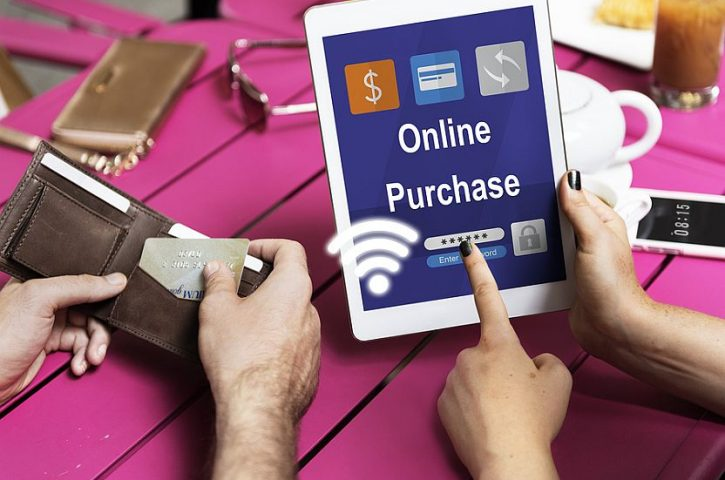 Knowing the usefulness of online payments and purchasing
